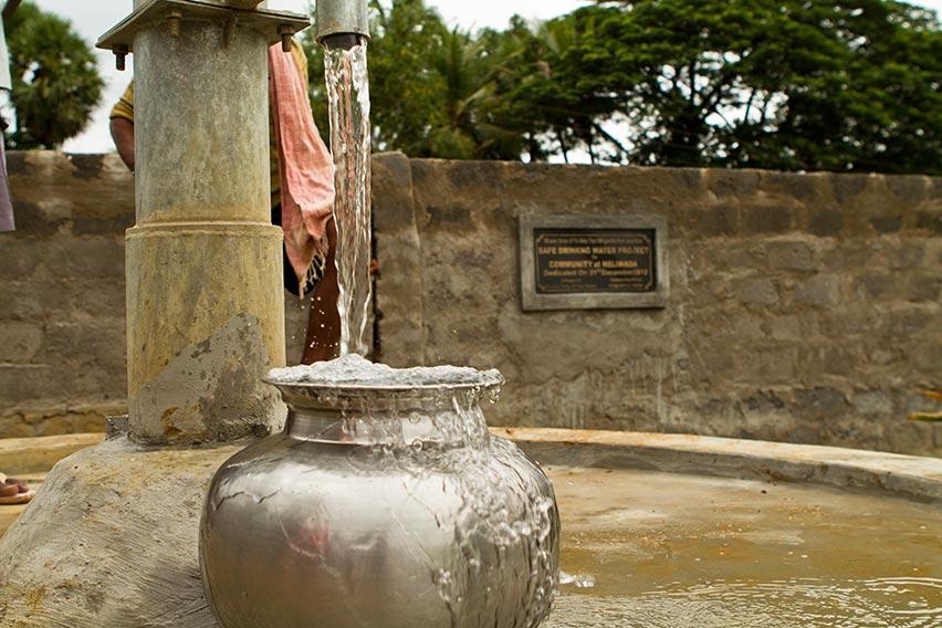 Nellivada Well